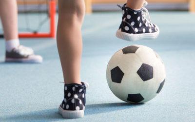Historia Marcina, otyłego chłopca który na nowo odkrył  radość z gry w piłkę